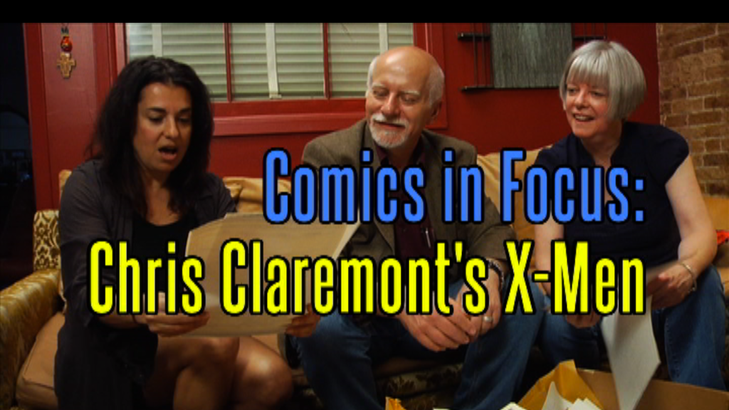 Comics in Focus: Chris Claremont's X-Men project video thumbnail