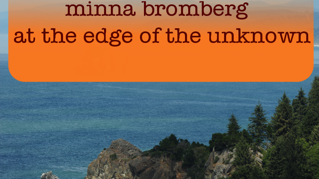 Minna Bromberg: at the edge of the unknown project video thumbnail