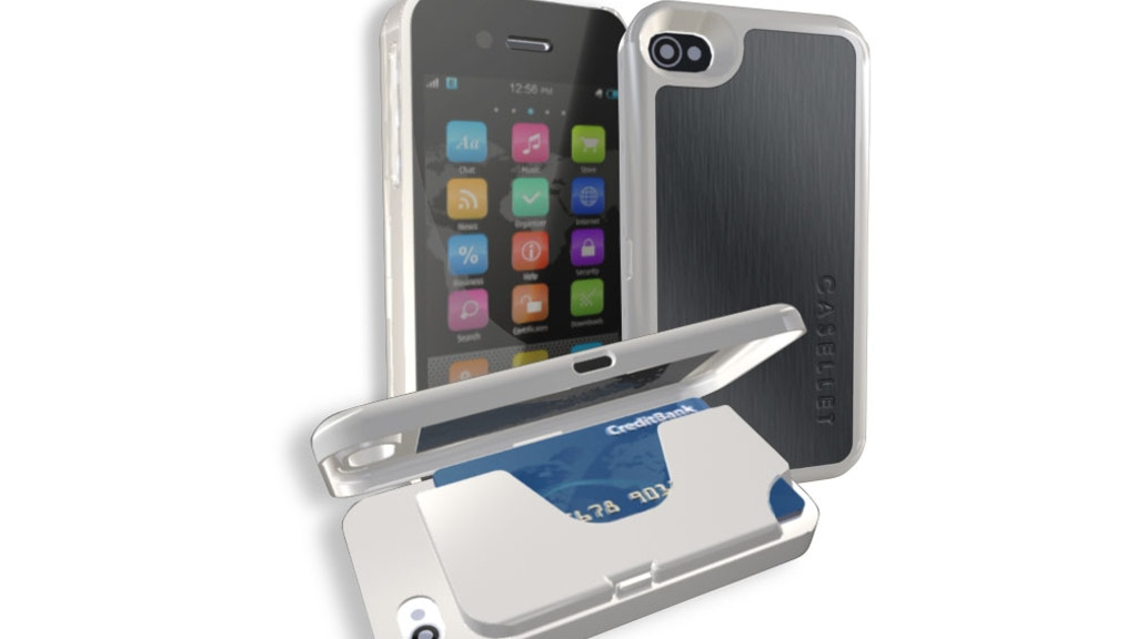 CASELLET - Ultimate iPhone 4/S Case Wallet project video thumbnail