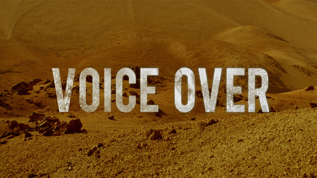 Voice Over project video thumbnail