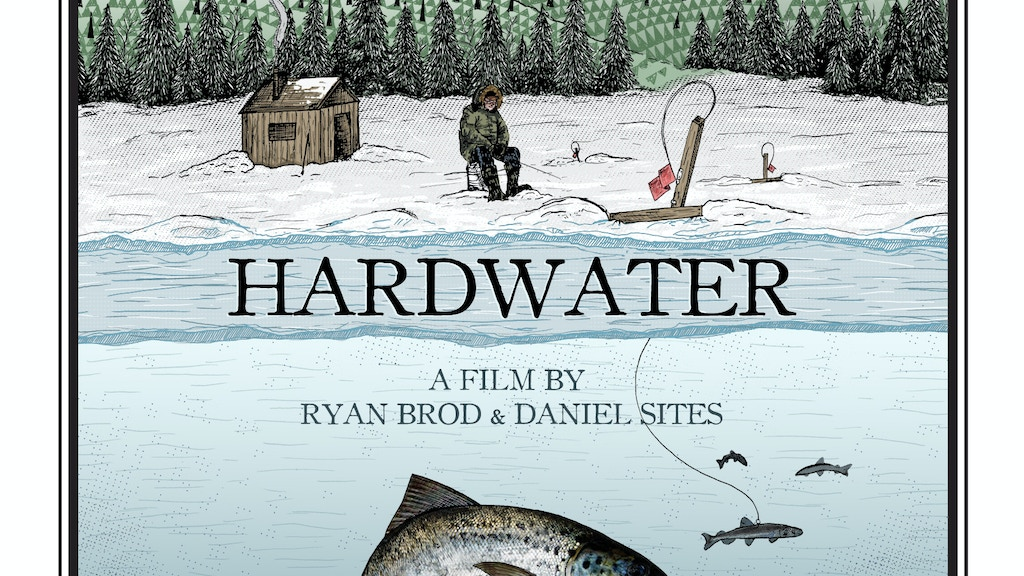 Hardwater project video thumbnail