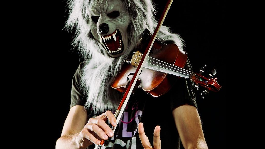 Violin Monster... Monsterizing America! project video thumbnail