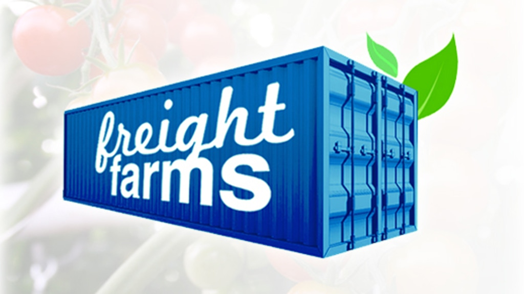 Freight Farms: Grow Fresh Food in Any Environment project video thumbnail