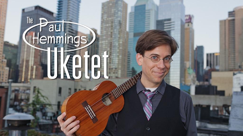 Introducing... The Paul Hemmings Uketet project video thumbnail
