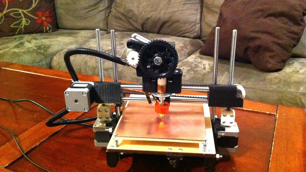 Printrbot: Your First 3D Printer project video thumbnail