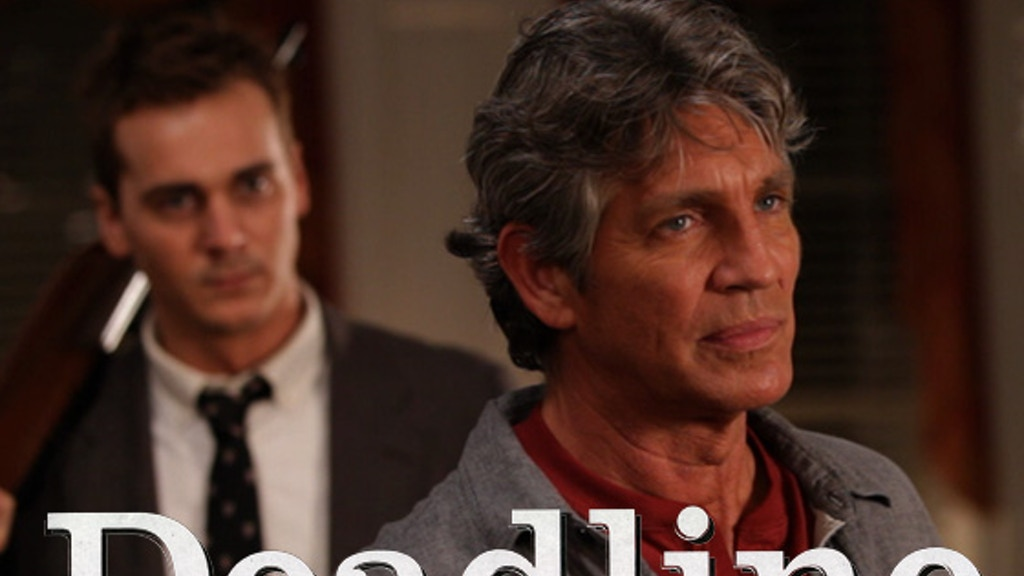 """Deadline"" A completed feature film starring Eric Roberts project video thumbnail"