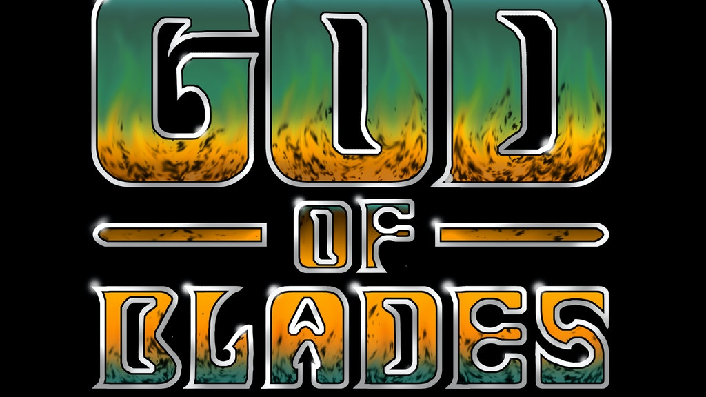 God of Blades- a retrofantasy adventure for iOS devices project video thumbnail