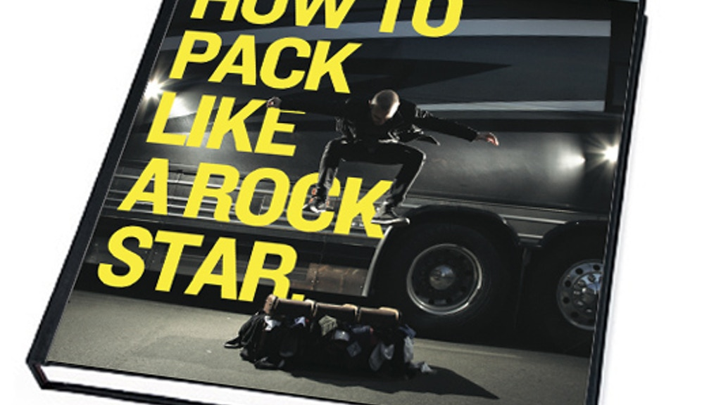 How To Pack Like A Rock Star project video thumbnail