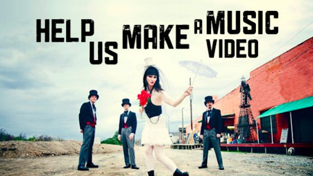 Help us make a music video! project video thumbnail