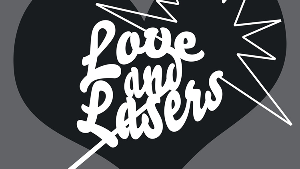 Project image for Love & Lasers aka The laser cutting greeting card project.