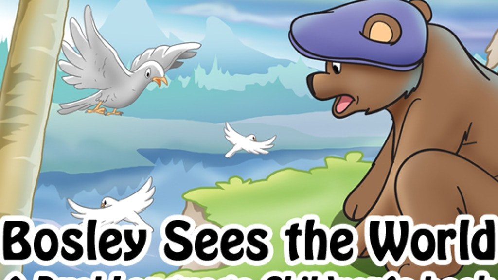 Dual Language Children's Book: Bosley Sees the World project video thumbnail
