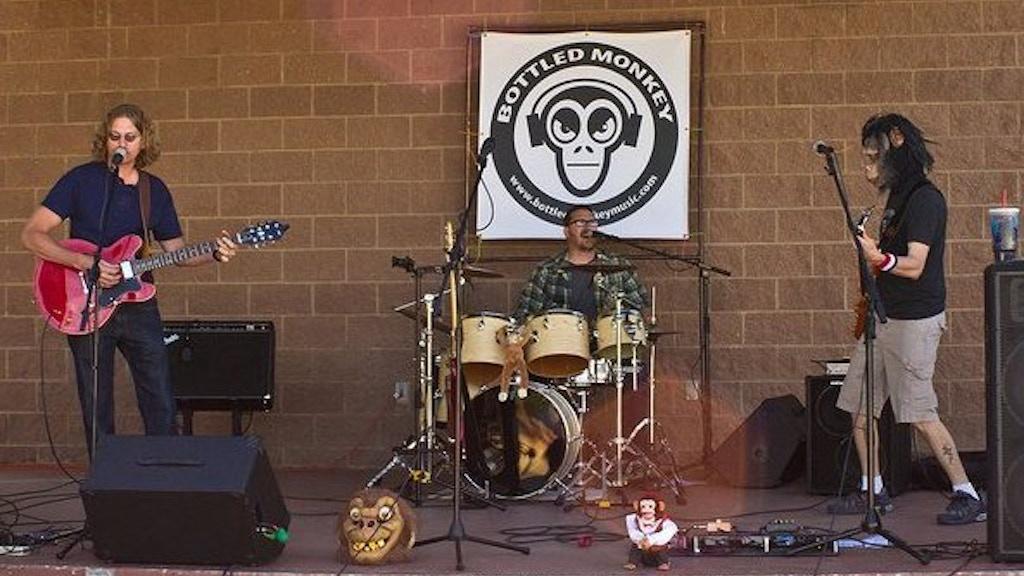 Bottled Monkey's First Full Album project video thumbnail