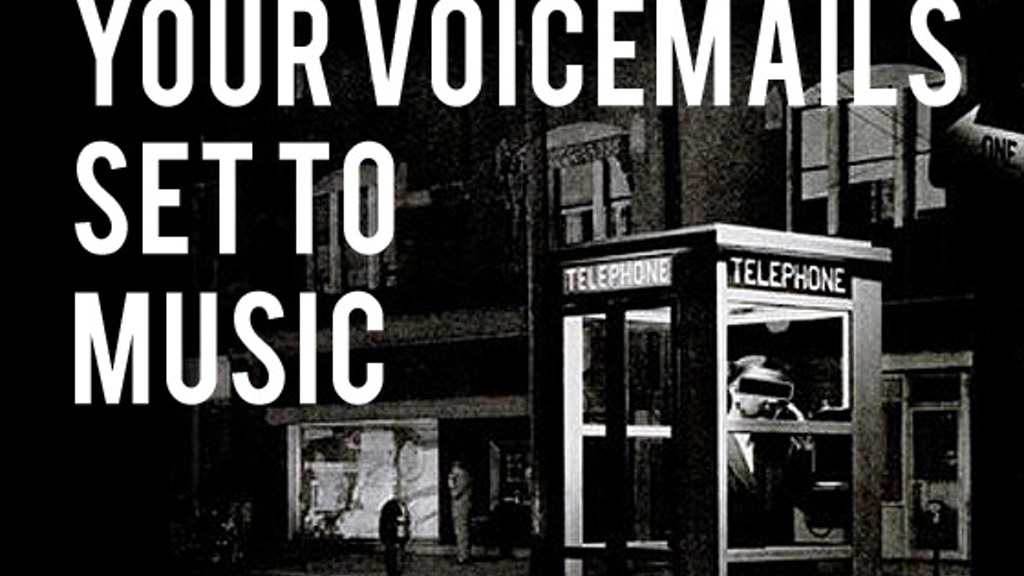 The Listener: An Album of Your Voicemails Set To Music project video thumbnail