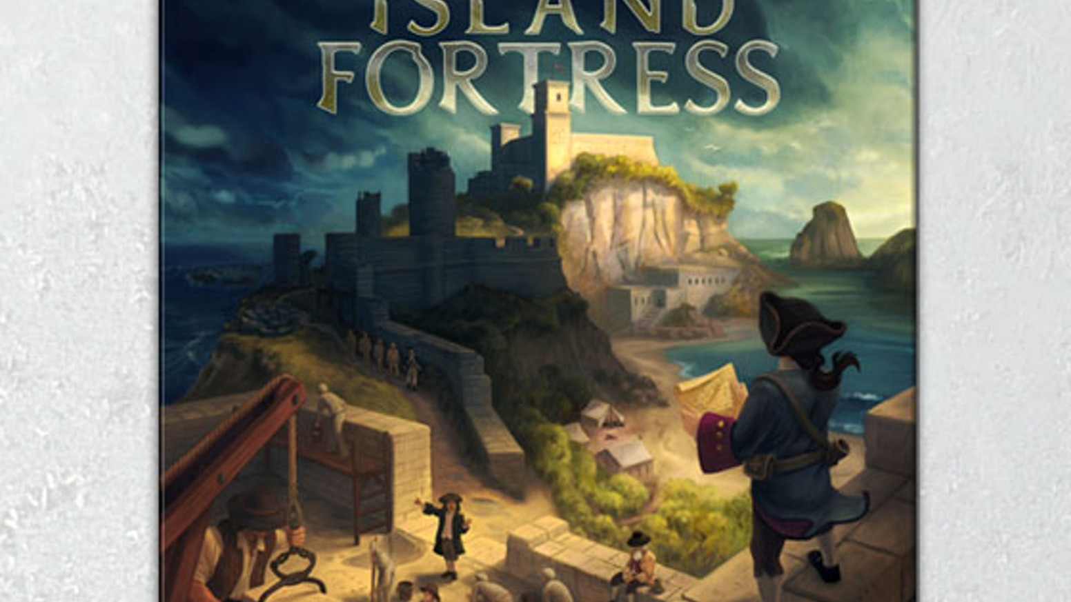 Island Fortress by Frost Forge Games — Kickstarter