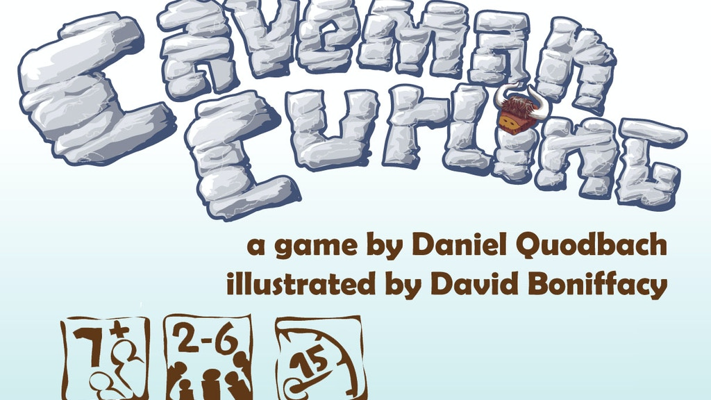 Caveman Curling - A Game of Stones project video thumbnail