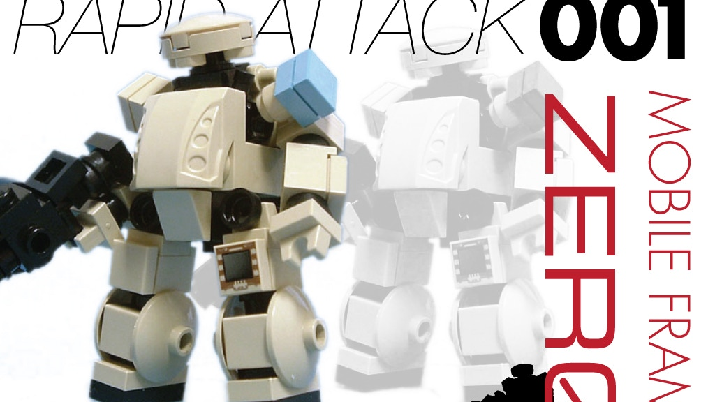 Mobile Frame Zero: Rapid Attack project video thumbnail