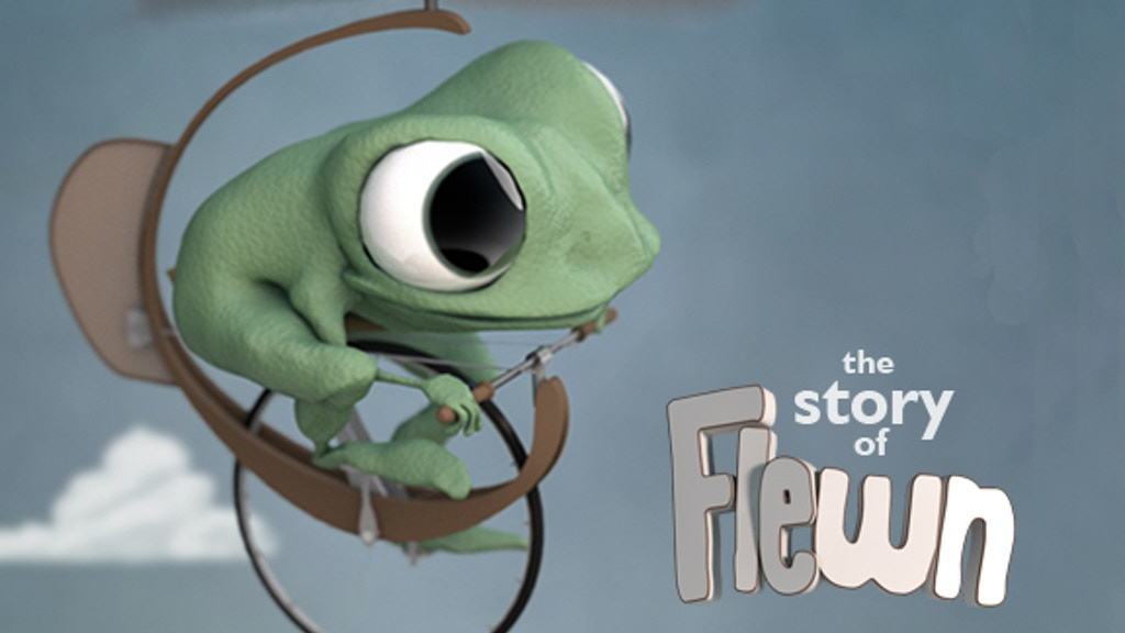The Story of Flewn project video thumbnail