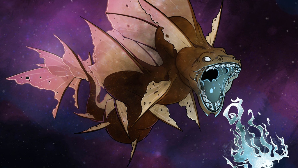 It Came from the Stars: Bringing the Weird to Pathfinder RPG project video thumbnail