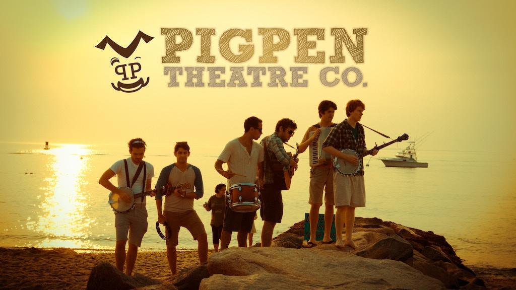PigPen Theatre Co. Debut Album project video thumbnail