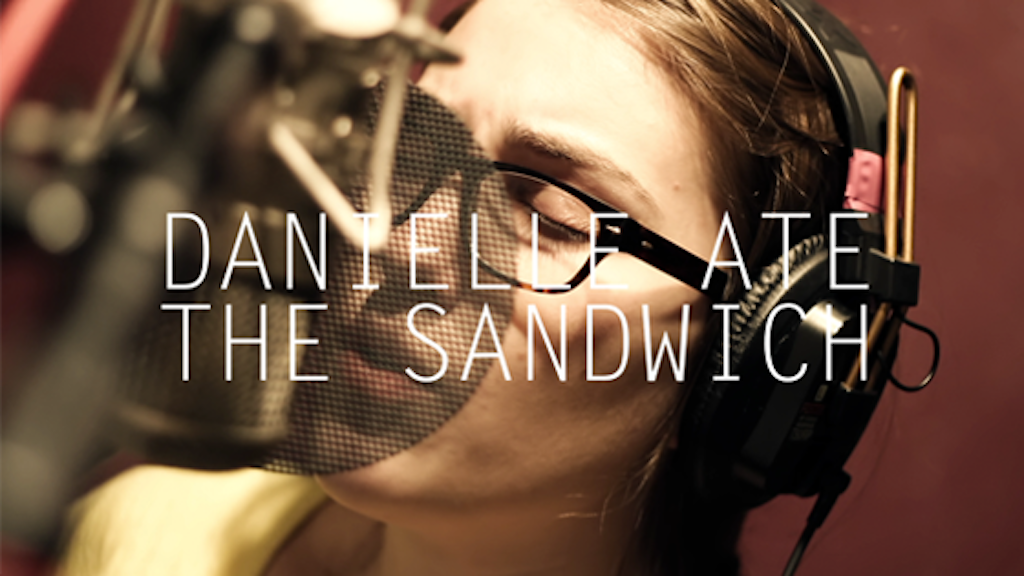 Help Danielle Ate the Sandwich Make Her New Album! project video thumbnail