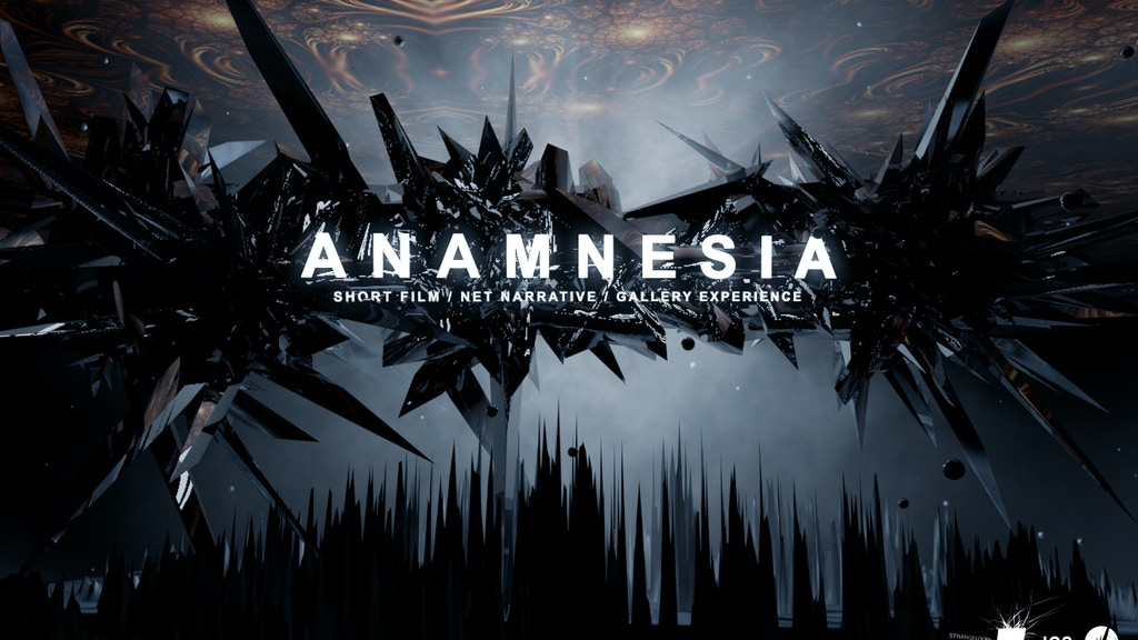 ANAMNESIA : short film / net-narrative / gallery show project video thumbnail
