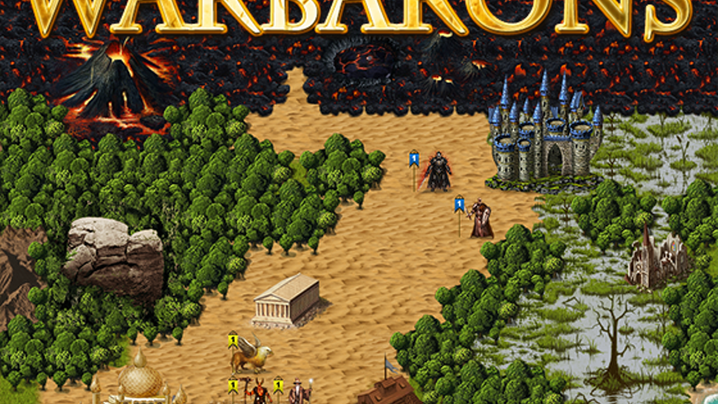 Warbarons - A classic turn based strategy game project video thumbnail