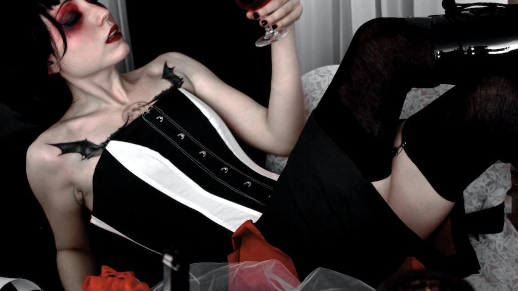 Rachael Reichert's Ethical Luxury Corset Collection project video thumbnail