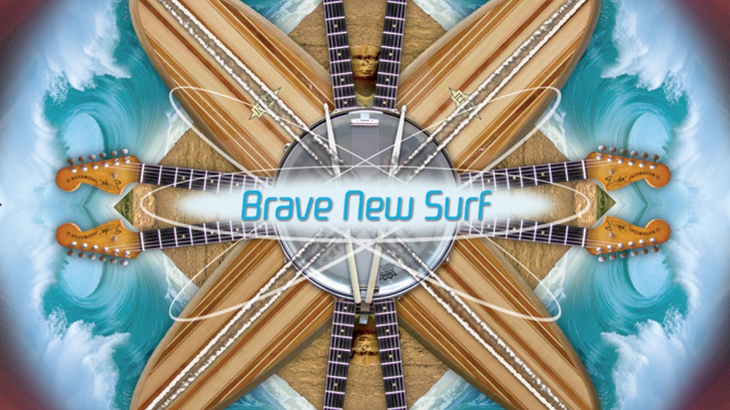 Brave New Surf project video thumbnail