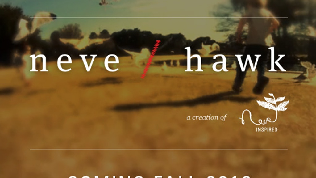 Neve + Hawk by Neve Inspired - Debut Collection For Kids project video thumbnail