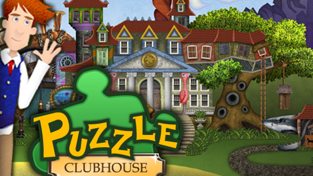 Puzzle Clubhouse: Crowd Designed Episodic Game Dev project video thumbnail