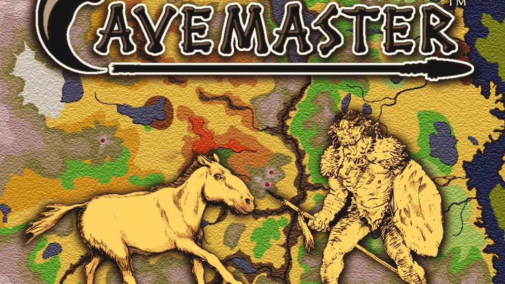 Cavemaster RPG project video thumbnail
