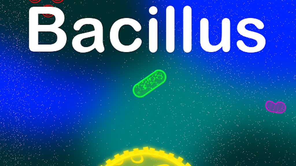 Bacillus project video thumbnail