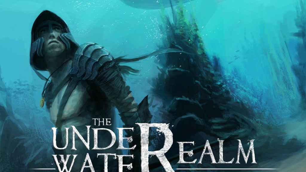 Explore The Underwater Realm project video thumbnail
