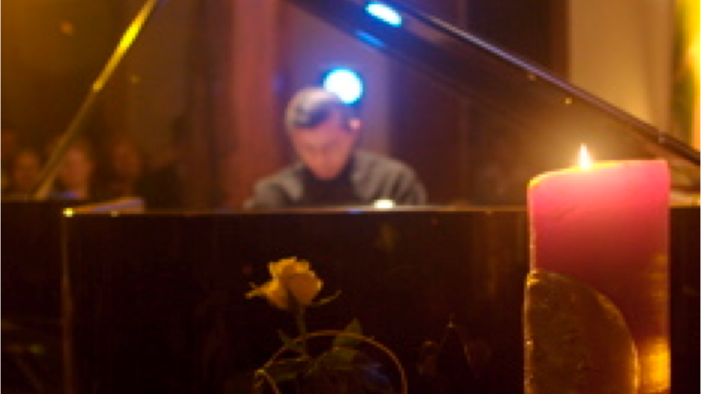 """Frederic Chiu recording """"Hymns and Dervishes"""" project video thumbnail"""