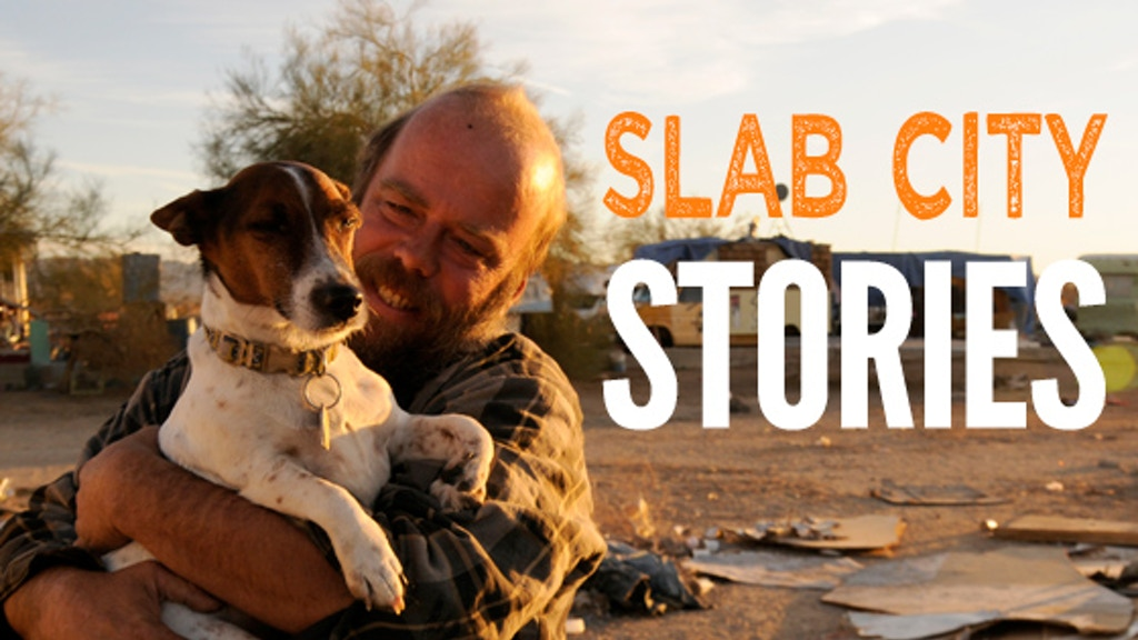 Slab City Stories project video thumbnail