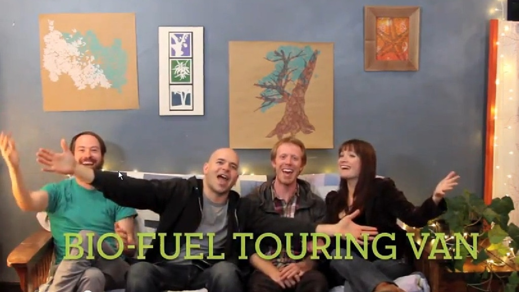 Wes Swing - Sustainable Touring Project project video thumbnail