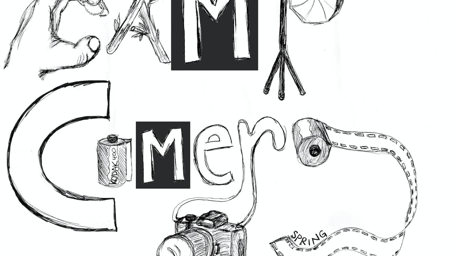 Camp CAMERA Gallery Show by Leah Krieble — Kickstarter