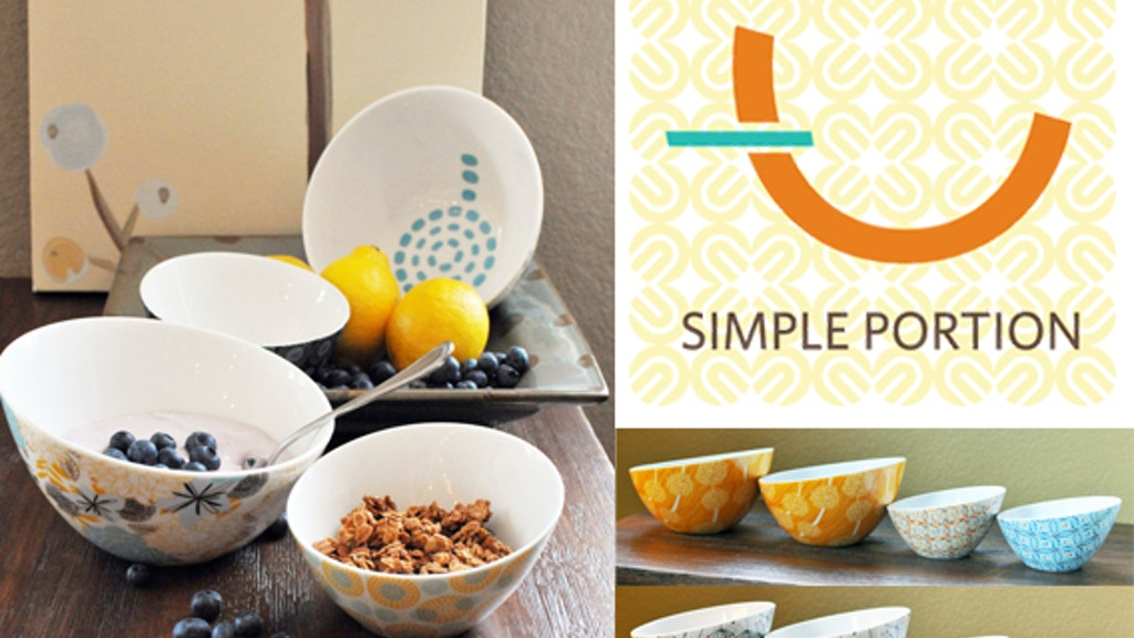 Project image for Simple Portion Bowls - just measure what matters