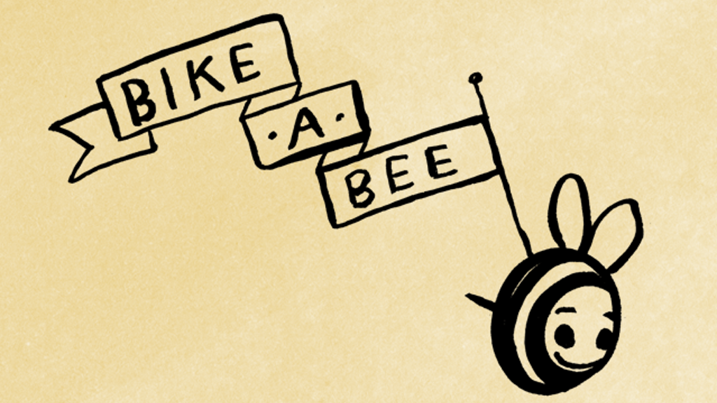 Bike·a·Bee project video thumbnail
