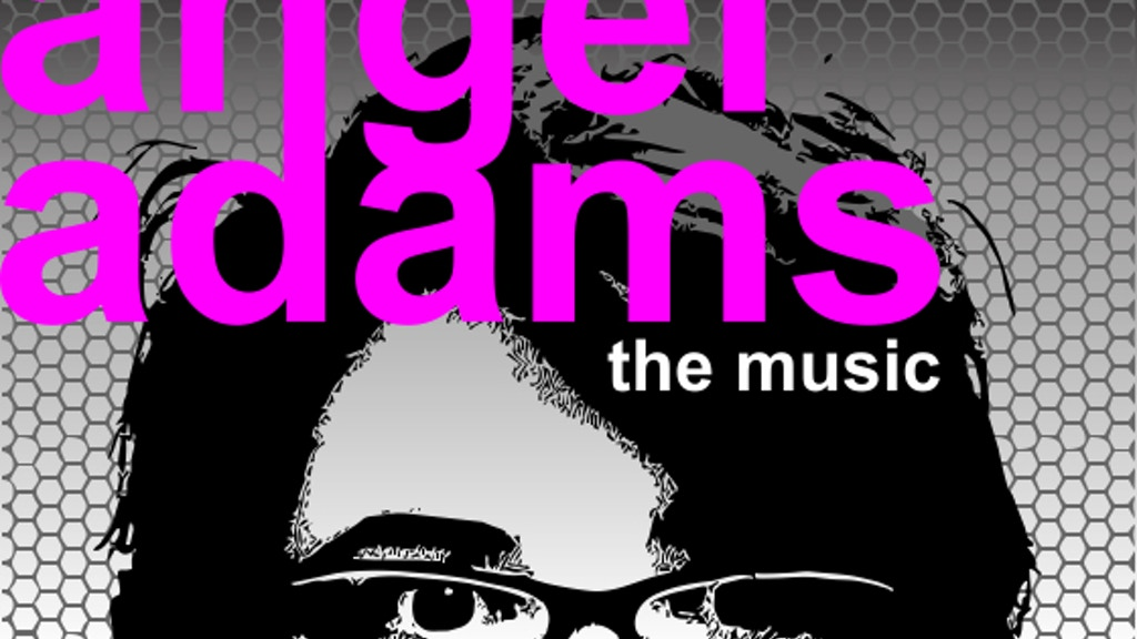 Angel Adams - the music project video thumbnail
