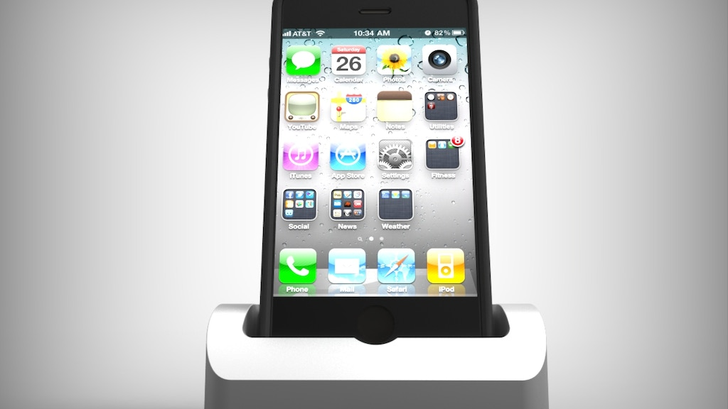 Elevation Dock: The Best Dock For iPhone project video thumbnail