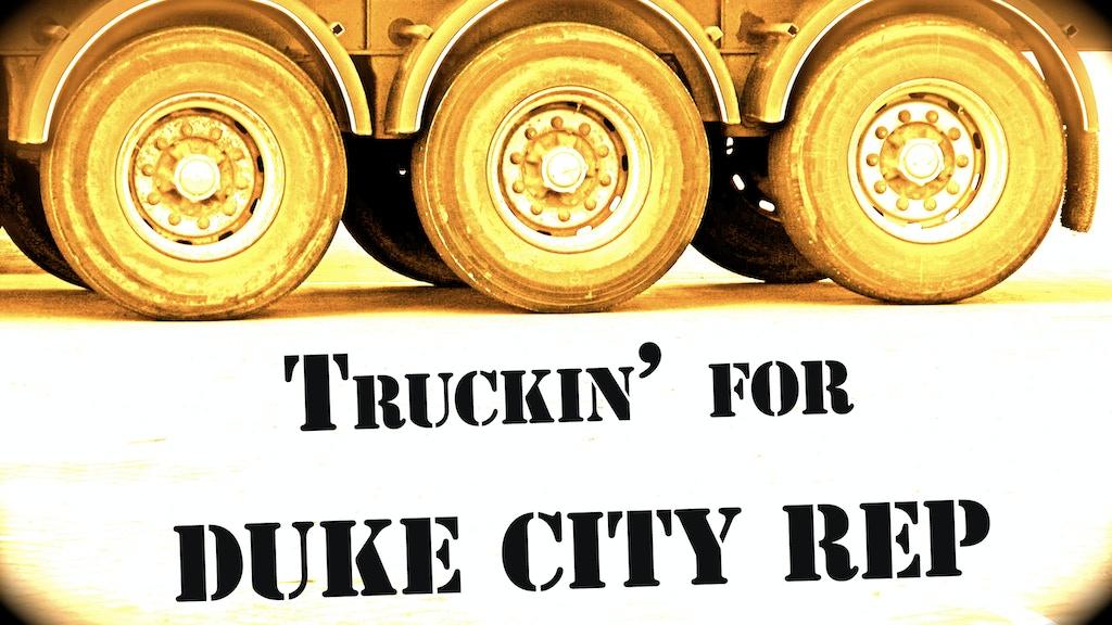 Truckin' for Duke City Rep project video thumbnail