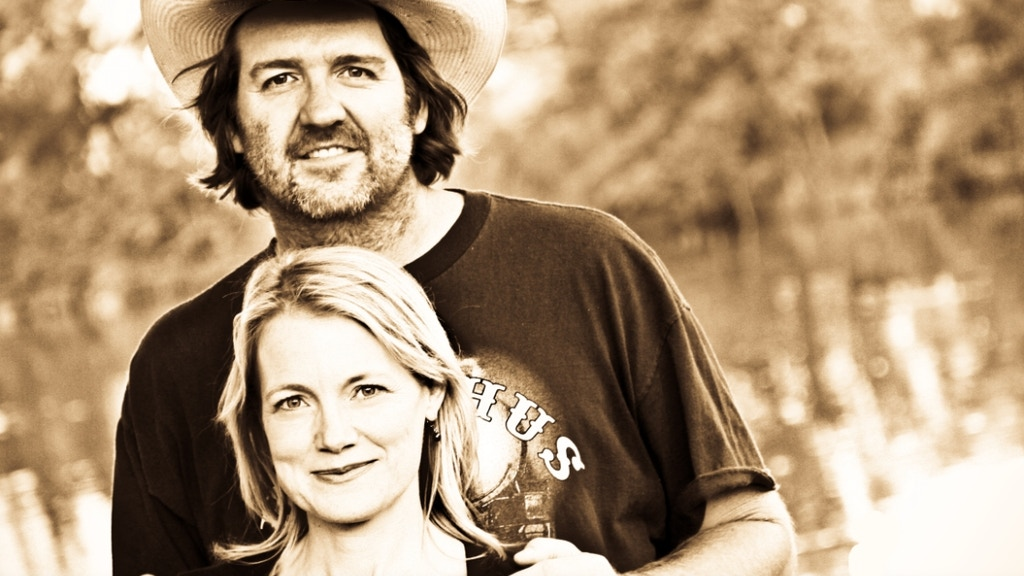 Bruce Robison and Kelly Willis finally record together. project video thumbnail