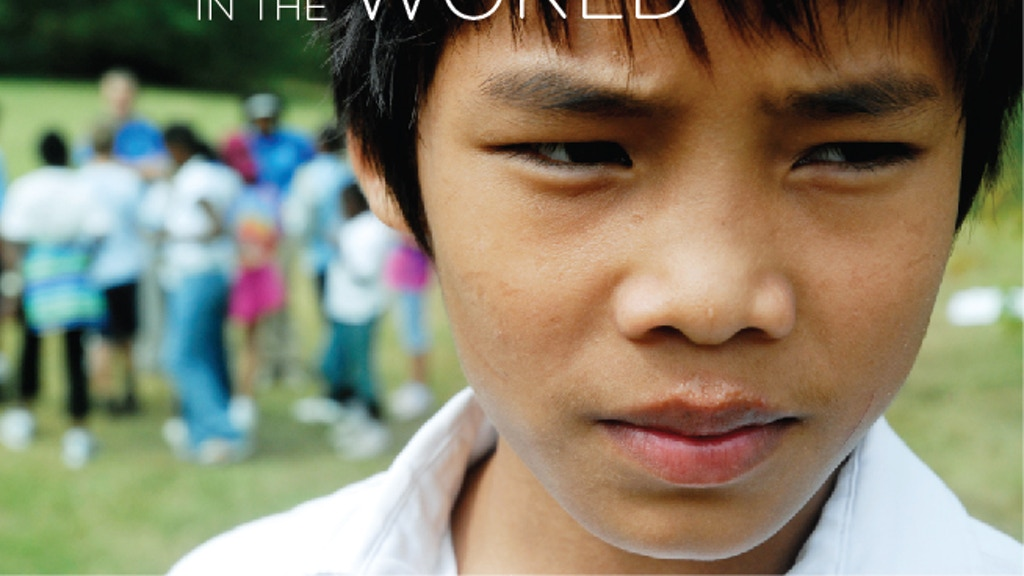 A Place In The World project video thumbnail