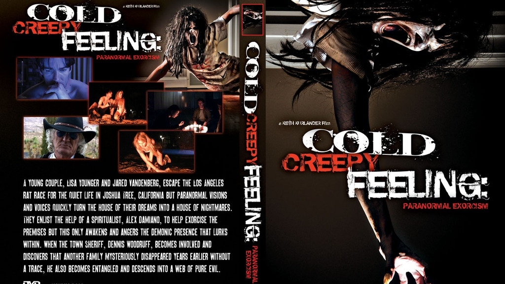 Project image for Cold Creepy Feeling: Paranormal Possession