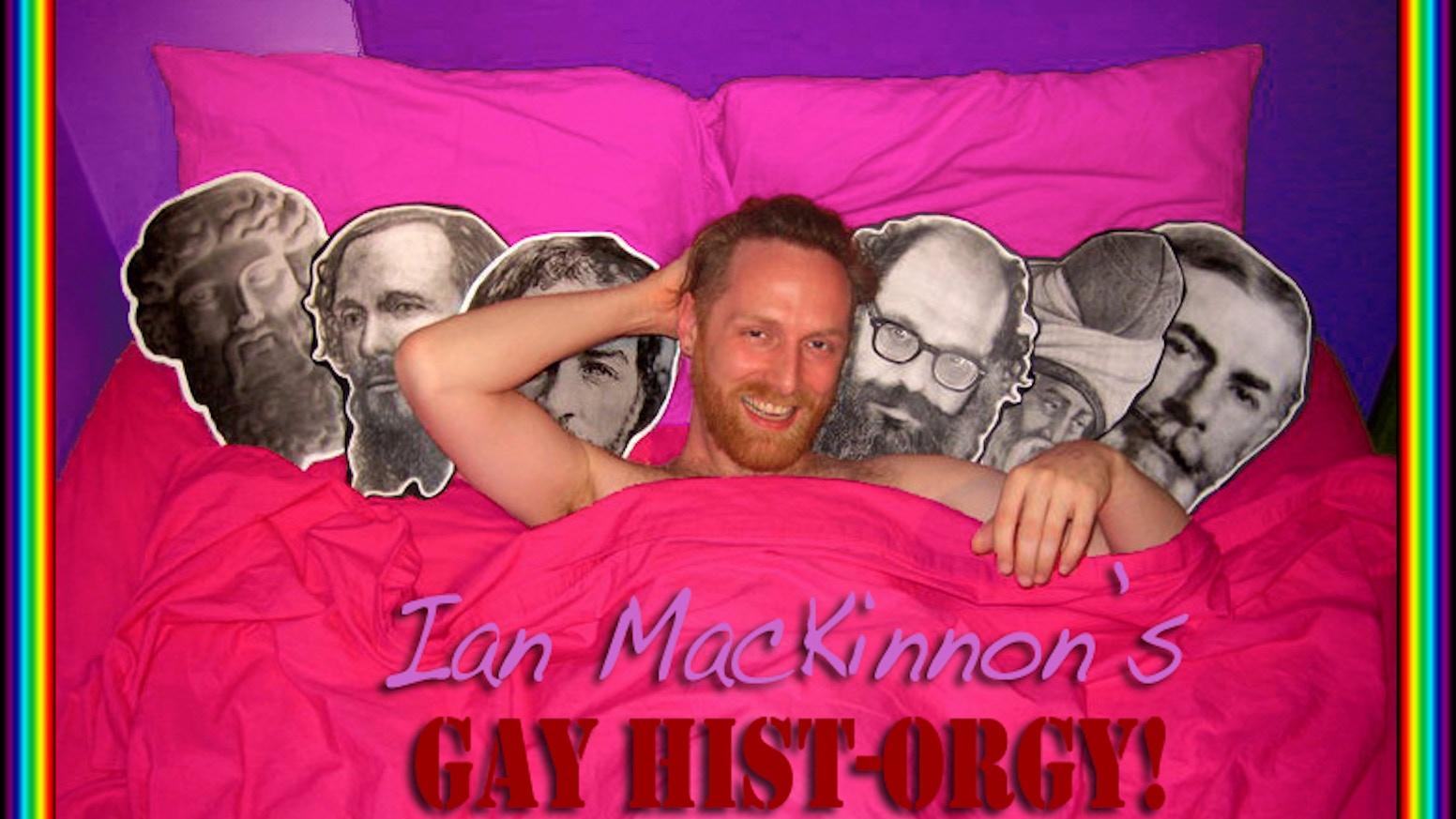 1 man orgie