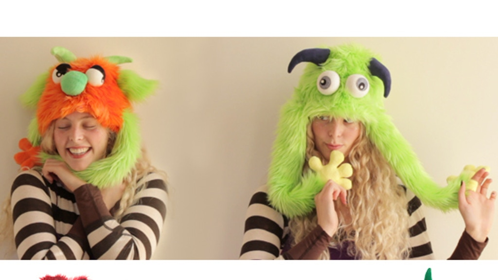 Meet the Hugalopes - the future of fluffy, fluffy fun... project video thumbnail