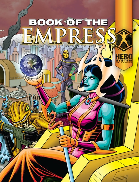 Empress Superhero
