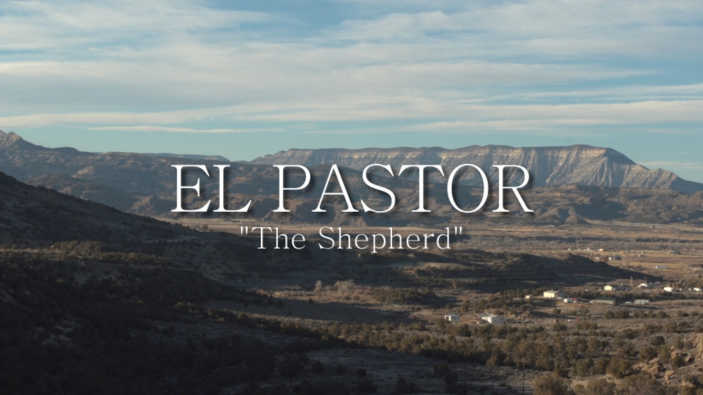 'El Pastor' - a unique feature documentary on immigration project video thumbnail