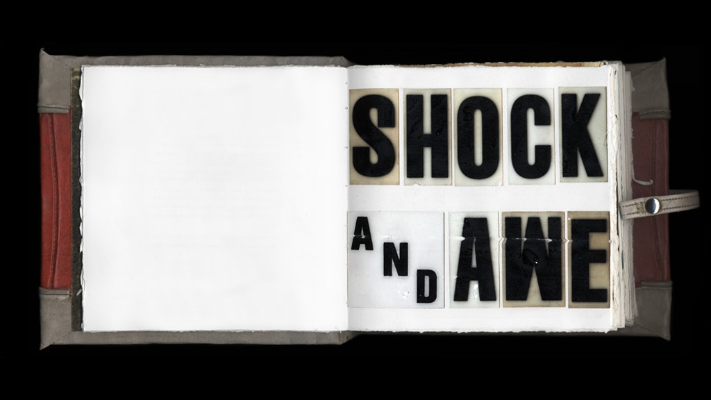 Shock and Awe: Pre-Order the First Edition. project video thumbnail